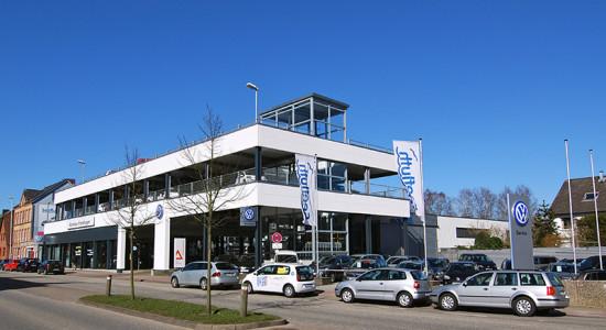 Das Autohaus Seefluth In Kiel Kronshagen