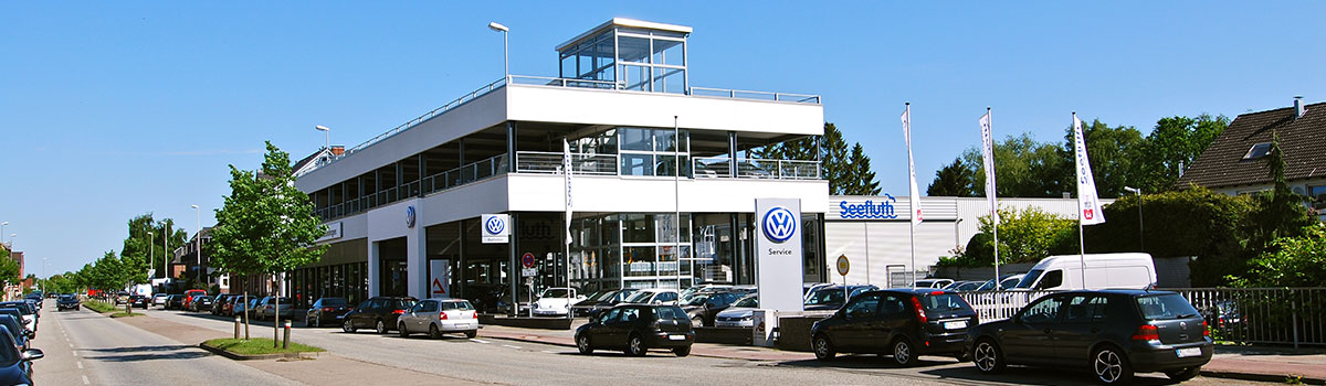 Das Autohaus Seefluth in Kronshagen
