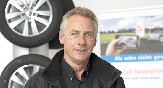 Ebenfalls Neu In Unserem Team: Unser Serviceberater Jörg Eyinck